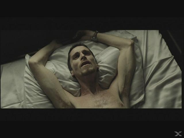 The Machinist - (Blu-ray)