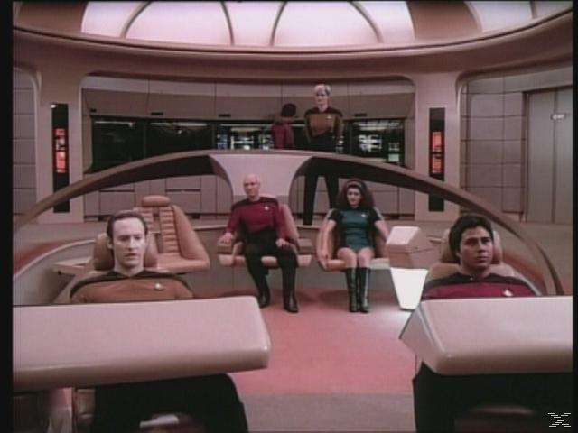 Star Trek: The Next Generation – Staffel 1 - (Blu-ray)