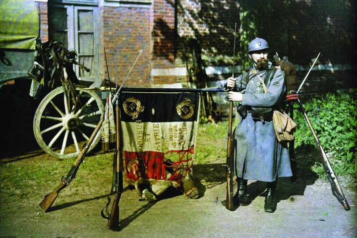 1914-1918 EUROPA IN SCHUTT UND ASCHE - (DVD)