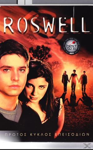Roswell-Ο Α΄ Κύκλος Επεισοδίων - Roswell-The Complete First Season