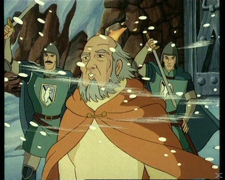 Die Legende von Prinz Eisenherz – Volume 3 [DVD]