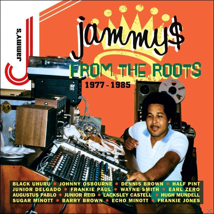 JAMMYS FROM THE ROOTS (LP)