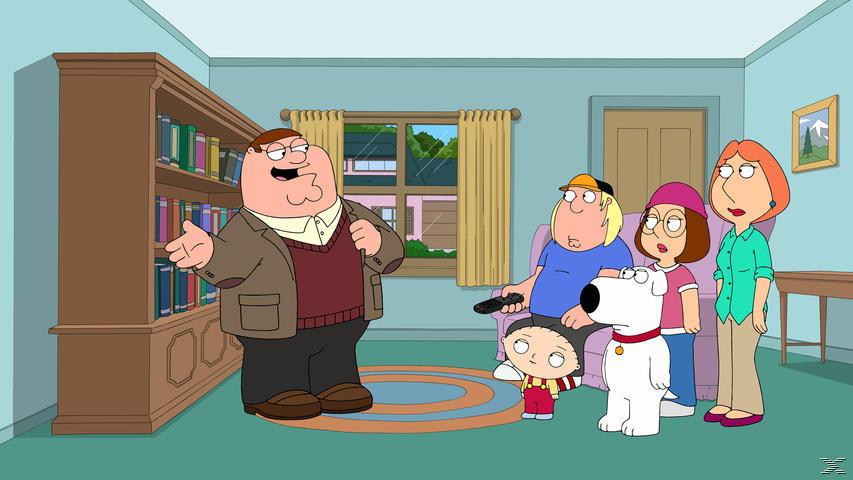 Family Guy - Staffel 13 - (DVD)