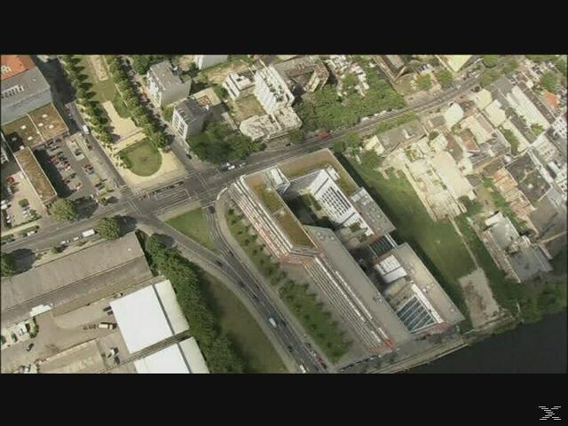 Wo war die Mauer? Auf Entdeckungsflug mit dem Hubschrauber - (DVD)