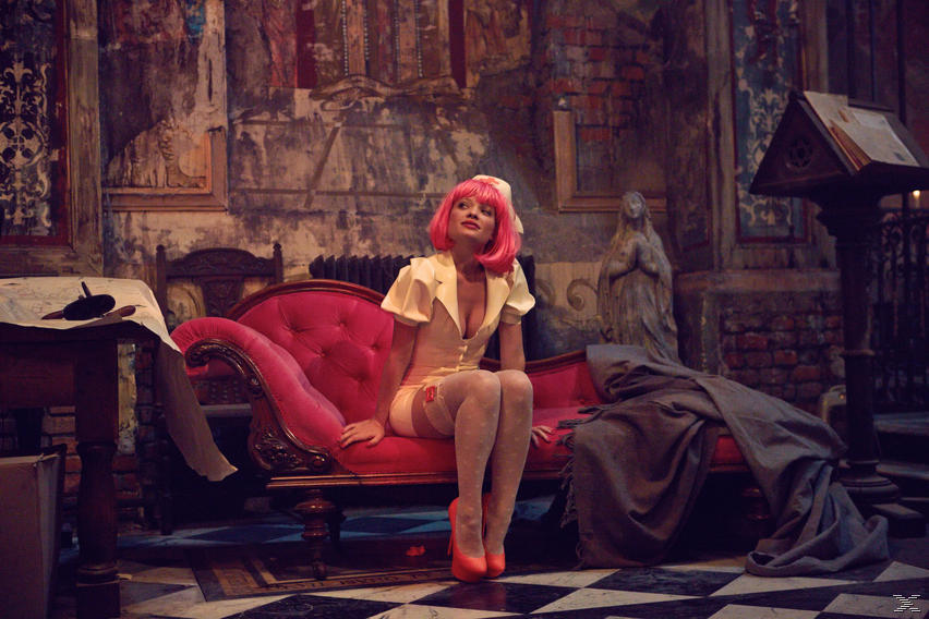 THE ZERO THEOREM - (Blu-ray)