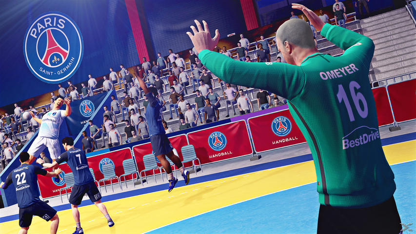 Handball 17 [PlayStation 4]