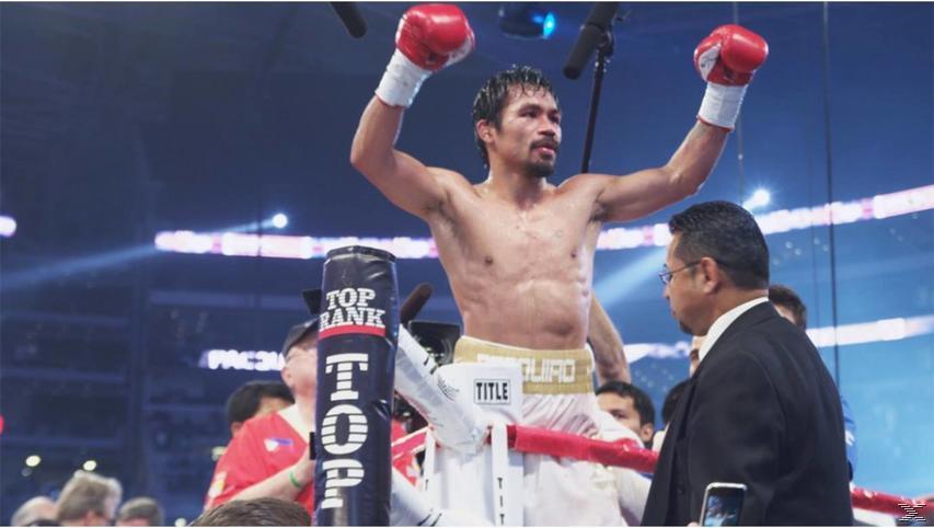 Manny - Das Leben des Ausnahme-Boxers Emmanuel Man [Blu-ray]