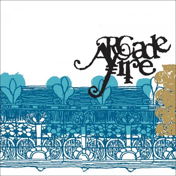 ARCADE FIRE EP (LP RSD)