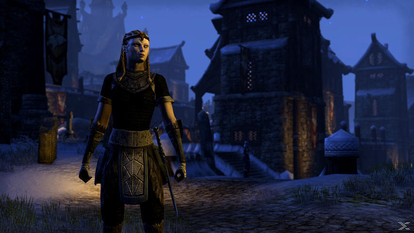 The Elder Scrolls Online Tamriel Unlimited PC