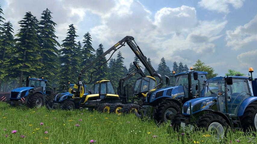 Landwirtschafts-Simulator 2015 [PC]