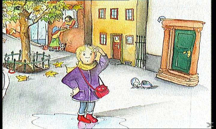 Rolf Zuckowski - 12 bunte Liedergeschichten [DVD]
