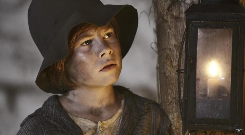Die Abenteuer des Huck Finn - (DVD)