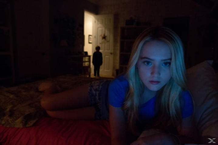 Paranormal Activity 4 Horror Blu-ray