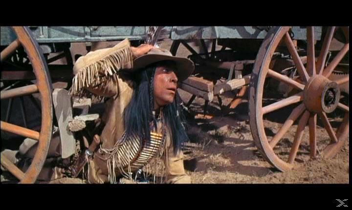 Vierzig Wagen westwärts - (DVD)