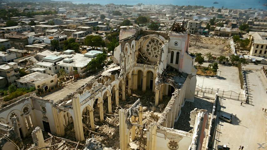 Rescue: Katastrophenhilfe auf Haiti [3D Blu-ray]
