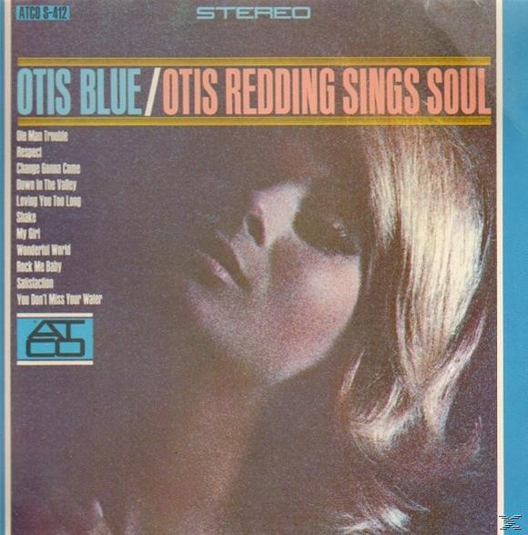 OTIS BLUE (LP)