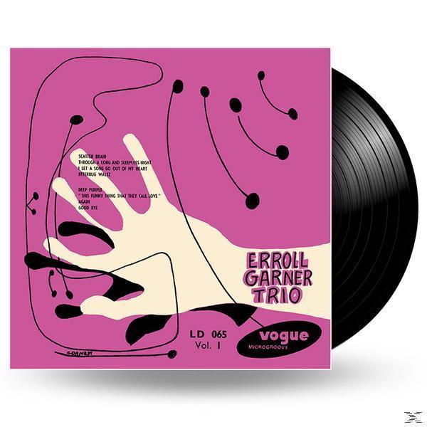 ERROLL GARNER TRIO VOL. 1 (LP)