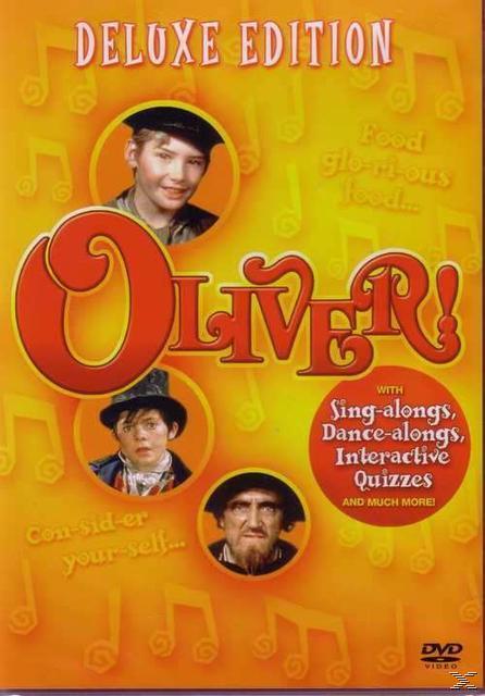 OLIVER! DLX ED