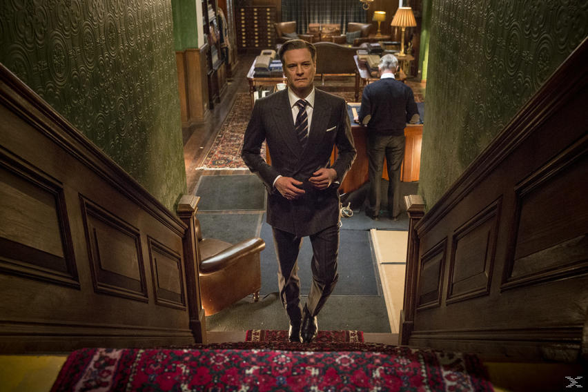 Kingsman: The Secret Service - (DVD)
