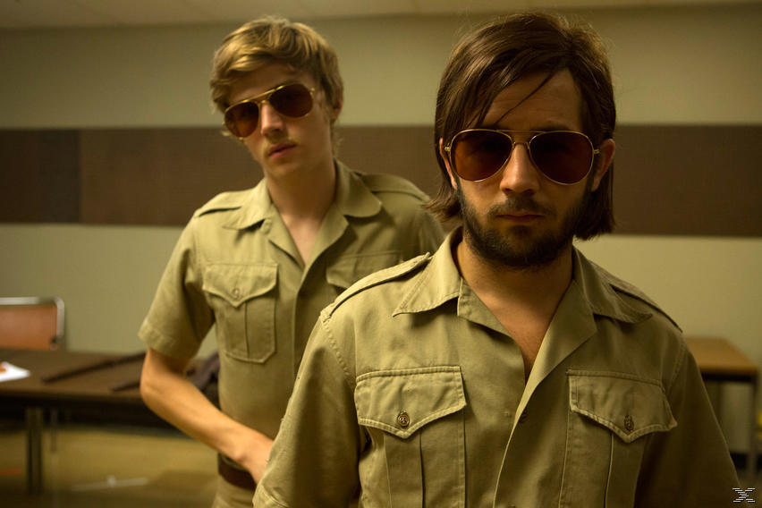 The Stanford Prison Experiment - (Blu-ray)