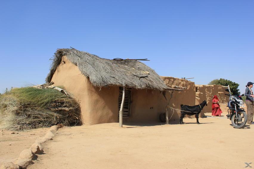 Faszination Wüste - Thar: Die schönste Wüste Indiens - (3D Blu-ray)