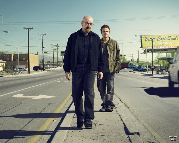 Breaking Bad - Staffel 3 (Steelbook) [DVD]