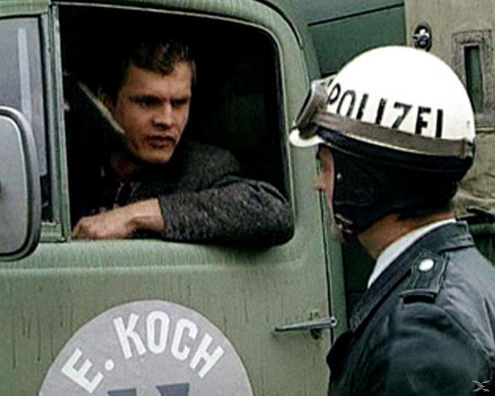 Polizeifunk ruft - Season 1-4 Komplettbox - (DVD)