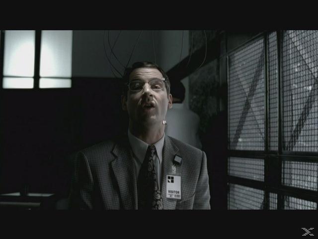 Cypher - Vertraue niemanden - (Blu-ray)