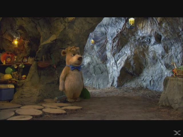 Yogi Bär 3D-Edition [3D Blu-ray (+2D)]