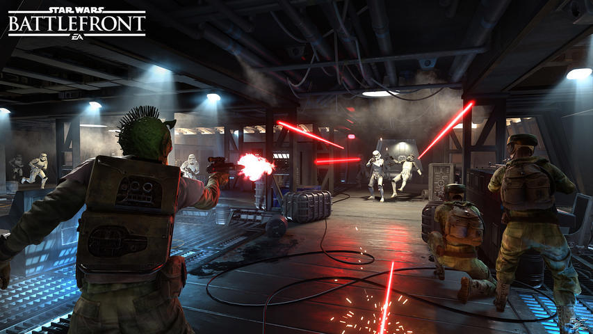 Star Wars Battlefront (UK-versie) | PlayStation 4