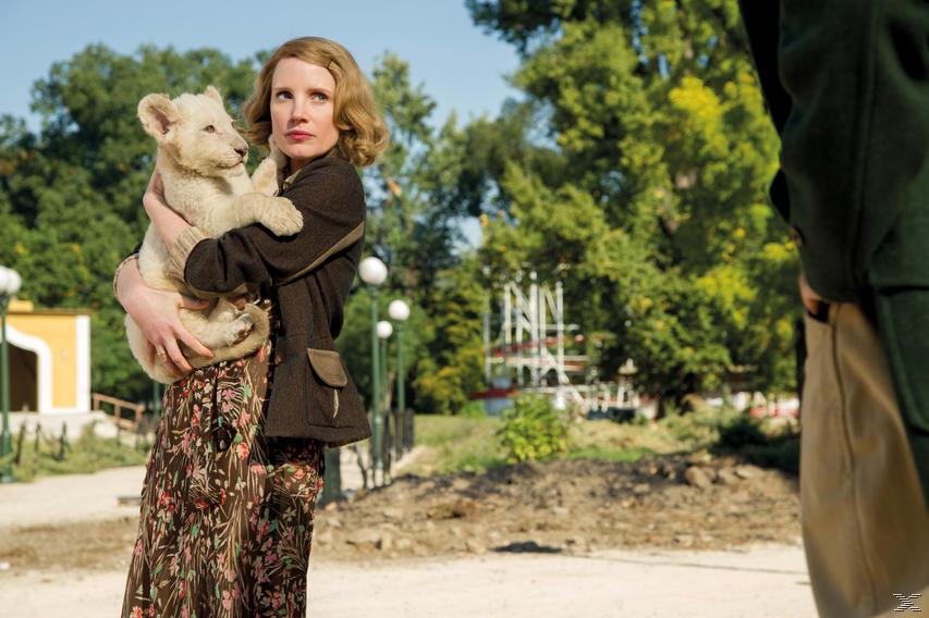 Die Frau des Zoodirektors - (Blu-ray)