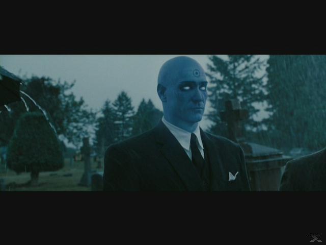 Watchmen - Die Wächter - (Blu-ray)