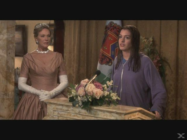 Plötzlich Prinzessin - (DVD)