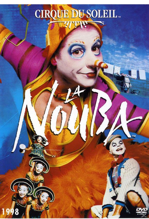Tσίρκο του Ήλιου - Λα Νουμπα - 2 Disc DVD