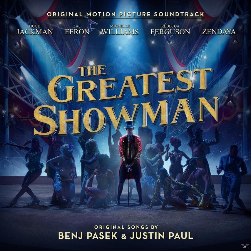 GREATEST SHOWMAN ON EARTH