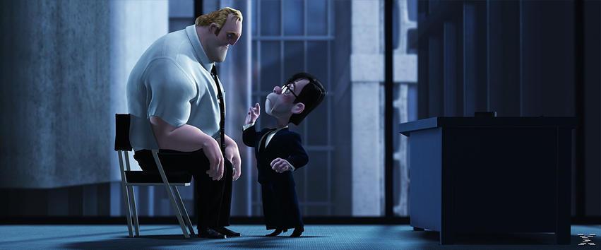Die Unglaublichen - The Incredibles [DVD]