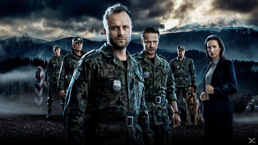Wataha - Einsatz an der Grenze Europas (Staffel 1) - (Blu-ray)