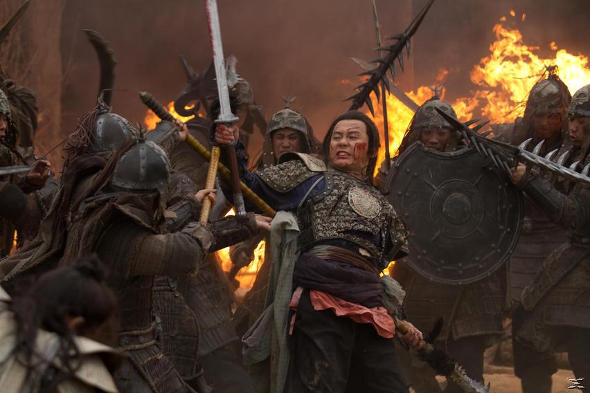Die Söhne des Generals Yang [DVD]