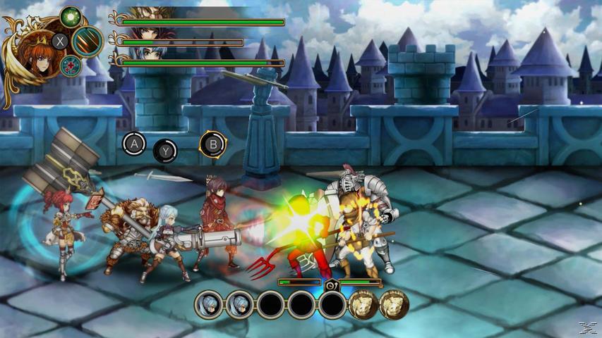 Fallen Legion - Rise to Glory - Nintendo Switch