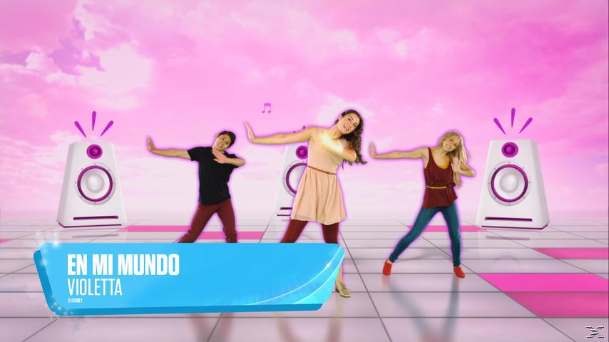 Just Dance: Disney Party 2 - Nintendo Wii