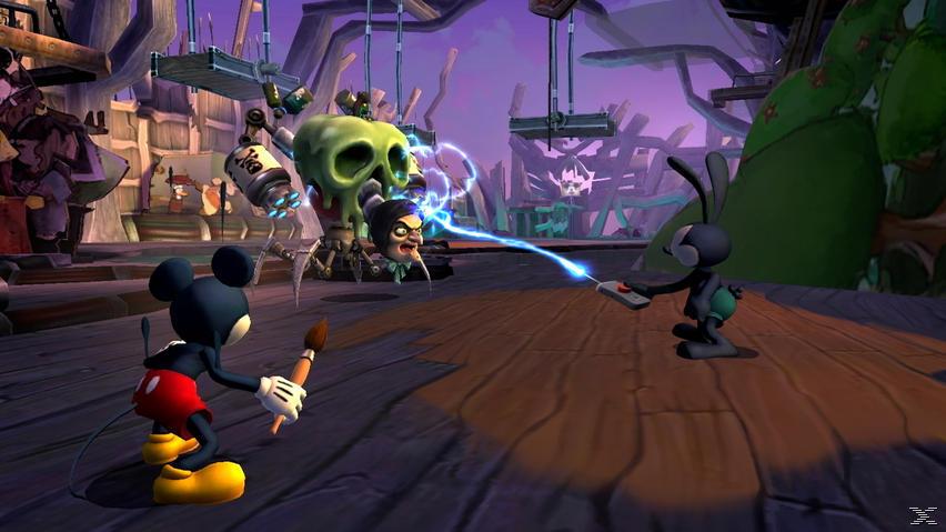 Disney Micky Epic – Die Macht der 2 - Nintendo Wii