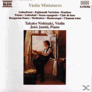 Beliebte Kleine Violinstücke