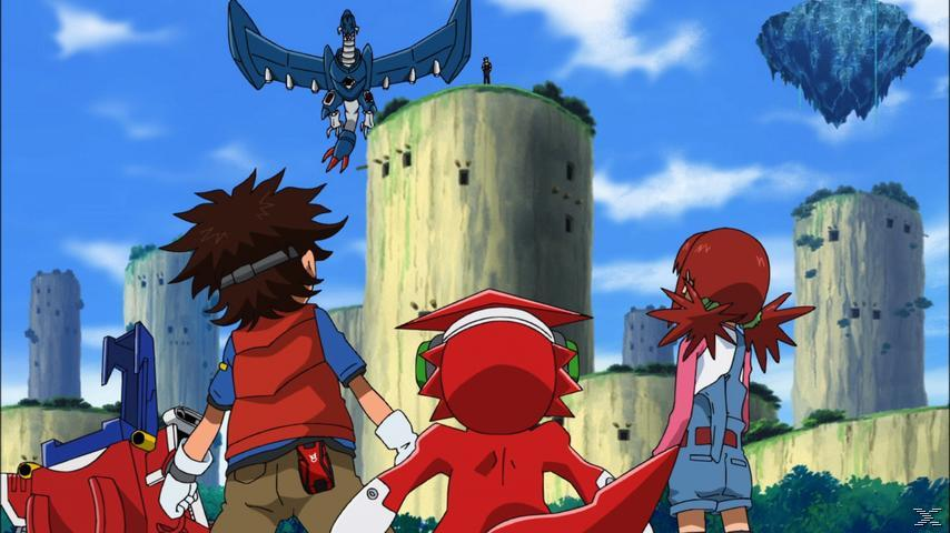 Digimon Fusion - Volume 1 (Episoden 1-15) [DVD]
