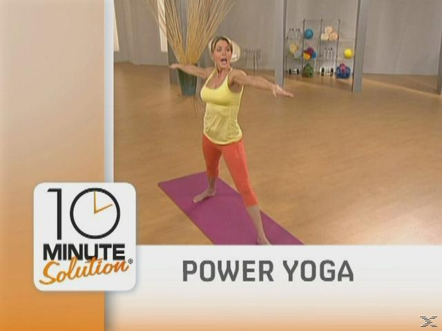 10 Minute Solution - Intensive Yoga - (DVD)