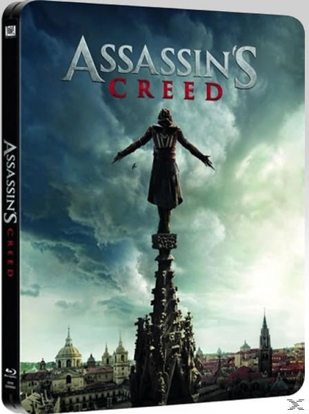ASSASSINS CREED STL 3D [&2D BLU RAY]