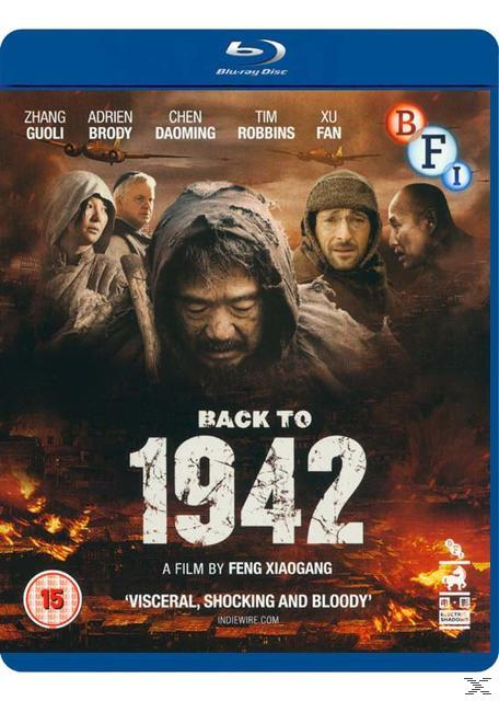 BACK TO 1942 [BLU RAY]