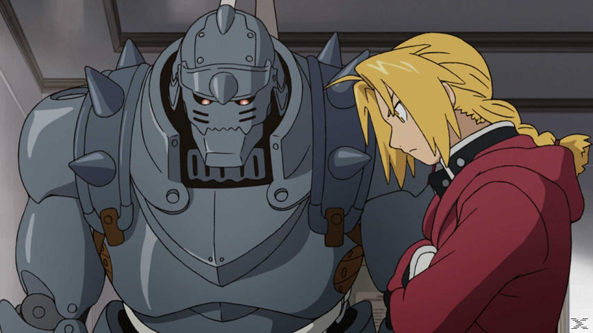 FULL METAL ALCHEMIST THE SACRED STAR OF MILOS - (DVD)
