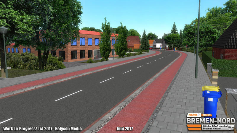 OMSI 2-AddOn Bremen Nord - PC