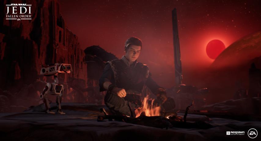 STAR WARS Jedi Fallen Order Deluxe Edition für Xbox One