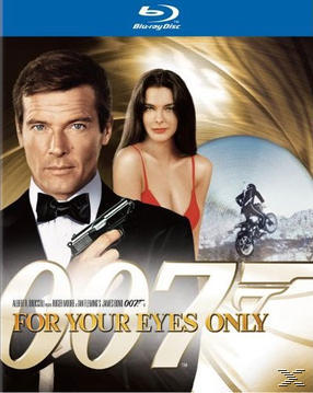 Τζέιμς Μποντ Πράκτωρ 007: Για Τα Μάτια Σου Μόνο